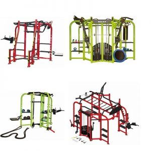 Comprehensive Training Rigs